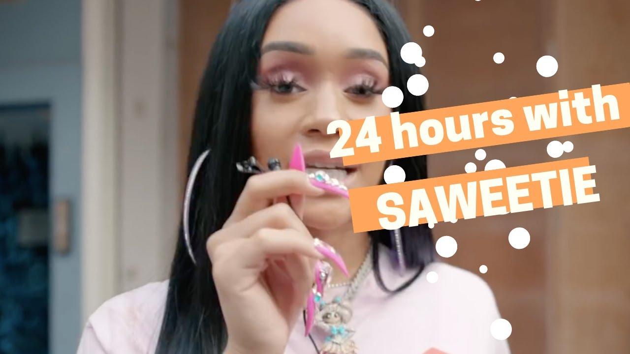 Download 24 hours with Saweetie I  S1:EP1 [1508 Concierge] #mytpe #icygrl #saweetie