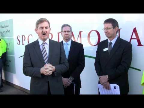 SPC Ardmona Announces Upgrade Project