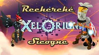 [Dofus] Humility - Xélorium - Avis De Recherche Zone Vortex : Le Sicogne !