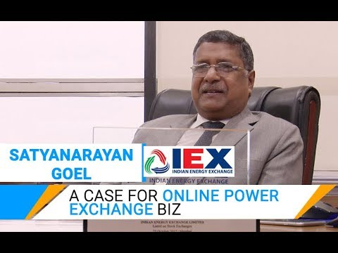 IEX's SN Goel on setting up gas exchange, expansion and more