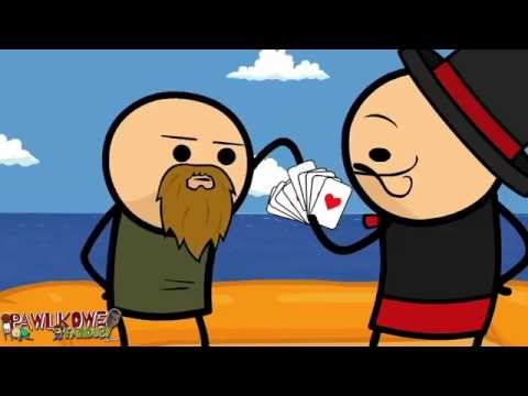 A Day At The Beach - S1E1 - The Cyanide & Happiness Show (Dubbing PL)