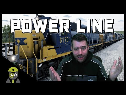 Train Sim World: CSX Heavy Haul (PC) - Power Line - GP40-2 DLC