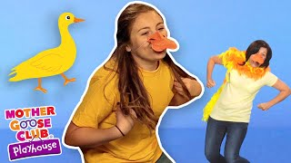 Five Little Ducks + More | Mother Goose Club Dress Up Theater