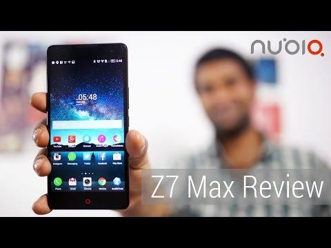 """ZTE Nubia Z7 Max Review - """"Flagship Killer""""- Killer?"""