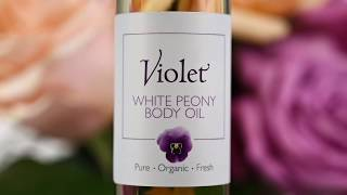 Violet Skin Boutique - Body Oils Commercial (Production Work)