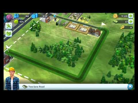 SimCity BuildIt How to get Unlimited Credits |PC|IOS|Android| 2016