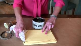 Tips for Using Wax on Chalk Paint