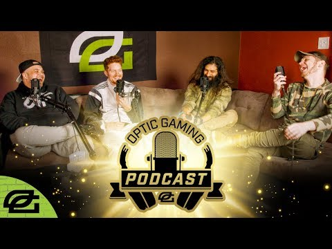 Getting in Trouble with Cops & the Halo 3 Throwback Tournament at Dreamhack! | OpTic Podcast Ep 73
