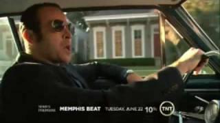 Memphis Beat. Русский трейлер (Кубик в Кубе)
