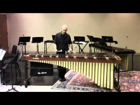 Centre College Percussion Ensemble Concert - Spring 2012