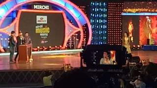 Jeet - Dev - Rituparna || Mirchi Music Awards Bangla 2017 ||
