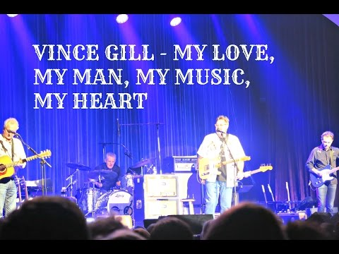 VINCE GILL LIVE!!!!!   AMAZING!!!!!
