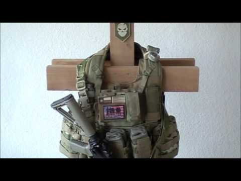 How To Build A Tactical Gear Stand ITS Tactical Interesting Tactical Gear Display Stand