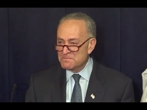 Chuck Schumer Cries During Speech Against Trump Immigration Order (Full Speech) | ABC News