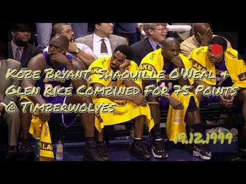 Kobe Bryant, Shaquille O