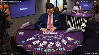 Live Dealer Blackjack Stream Sessions (July 2018)