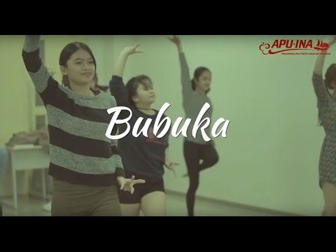 [APUINna TV Events] 'MAHAKARYA NUSANTARA' - Bubuka Dance