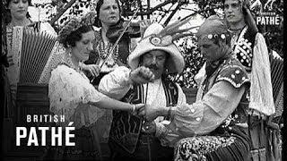 A Romany Wedding On Yorkshire Moors (1937)
