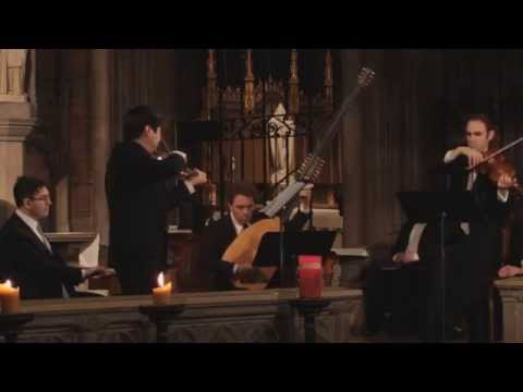 Biber: Partia no. 5, C. 62 (1696) for two violins and continuo - The Sebastians