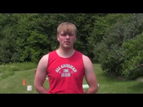 My Olympic Audition
