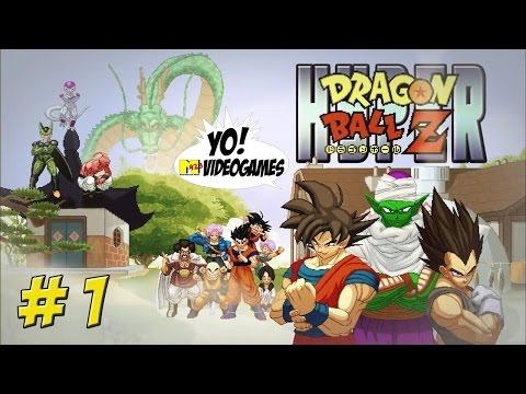 Hyper Dragon Ball Z! Part 1 - YoVideogames