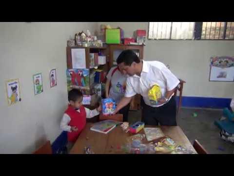 Director Regional de Educación de San Martín Visitó al CEBE 00002 Moyobamba