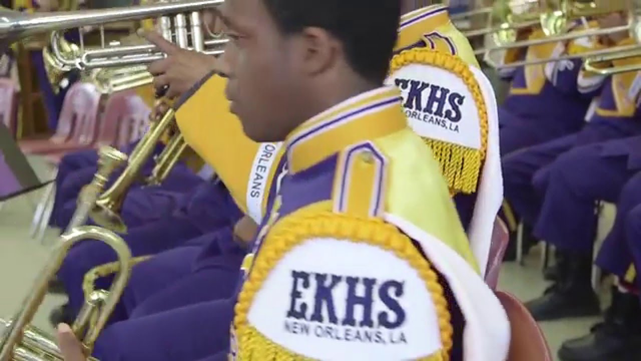 IMG_8599 | The Amazing Edna Karr High School Marching Band ... |Edna Karr High School Band