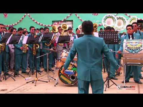 Banda Centro Musical Pomapata - (MIX  DE  PELICULAS )  2017