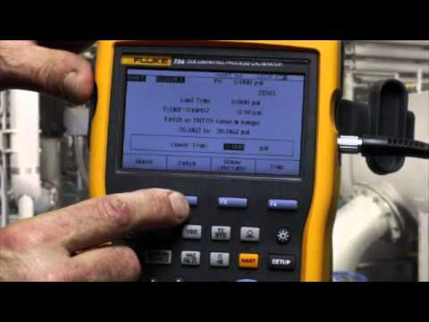 rtd transmitter calibration using fluke 744 calibrate how to calibrate hart smart fluke 754 calibrator