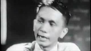 Baixar Dr Kyaw Thet 1957 lecture excerpt