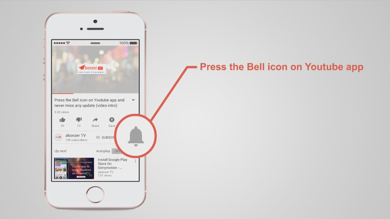 3 Press the Bell icon YouTube Intro Template - YouTube