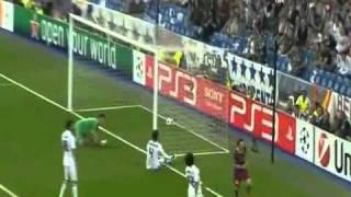 ريال مدريد 0 برشلونة 2 - دوري الابطال I الاهداف ( ميسي )