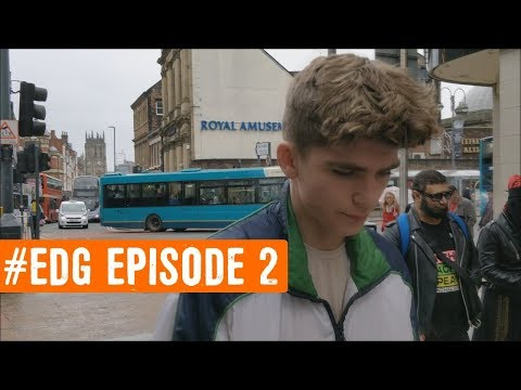 NIGHT LIFE AT LEEDS UNIVERSITY | HOW TO BE EDGY Documentary - EP 2 #EdG