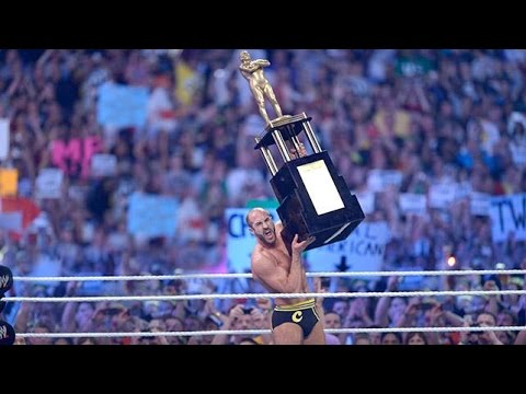Thumbnail: Cesaro wins the first-ever Andre the Giant Memorial Battle Royal: WrestleMania 30