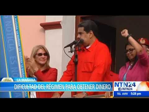 "Maduro acusa a Portugal de ""robarle"" dinero a Venezuela"