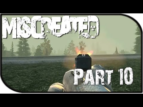 Miscreated Gameplay Part 10 - Guns & Bandits Everywhere! (Pre-Alpha Gameplay)