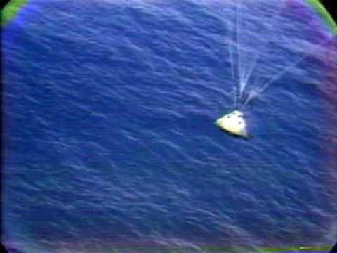 Apollo 15 Splashdown