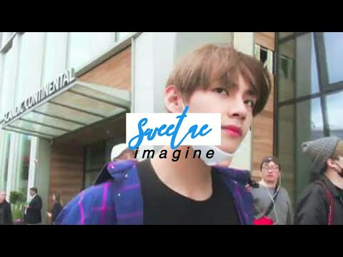 tae as your boyfriend | imagine 🌸