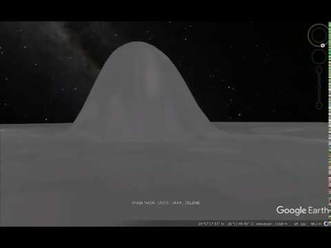 Mysterious structure on the Moon