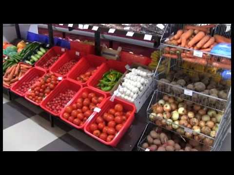 В Горнозаводске открылся супермаркет
