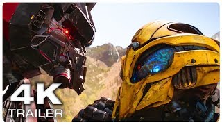 BUMBLEBEE Extended Trailer 2 (4K ULTRA HD) Transformers 6