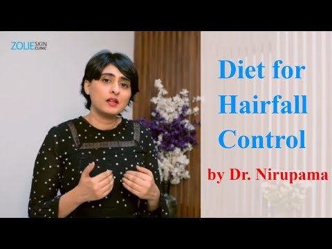 Diet for Hair loss and Hair Growth video | Diet for hair loss (Quick solutions)