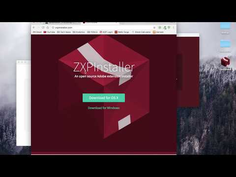 How To Install Plugins In Photoshop CC 2018
