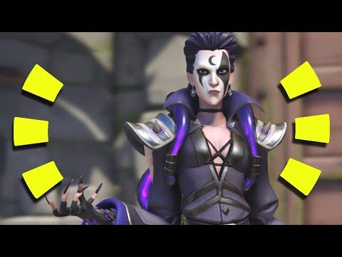 Overwatch - MOIRA IS NOW LIVE on the PTR!!