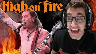 """ABCs of Metal - [H] - HIGH ON FIRE - """"Rumors of War"""" REACTION"""