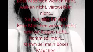 EISBRECHER - BÖSE MÄDCHEN - with lyrics