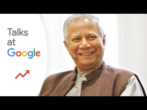 Muhammad Yunus | Talks at Google