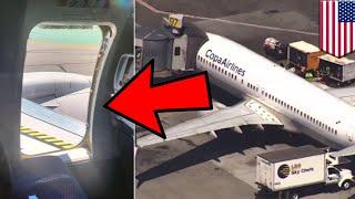 Video Remaja nekat lompat keluar pesawat lewat pintu darurat - TomoNews download MP3, 3GP, MP4, WEBM, AVI, FLV Maret 2018