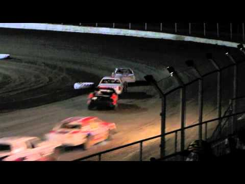 Kennedale Speedway Park IMCA Stock Cars