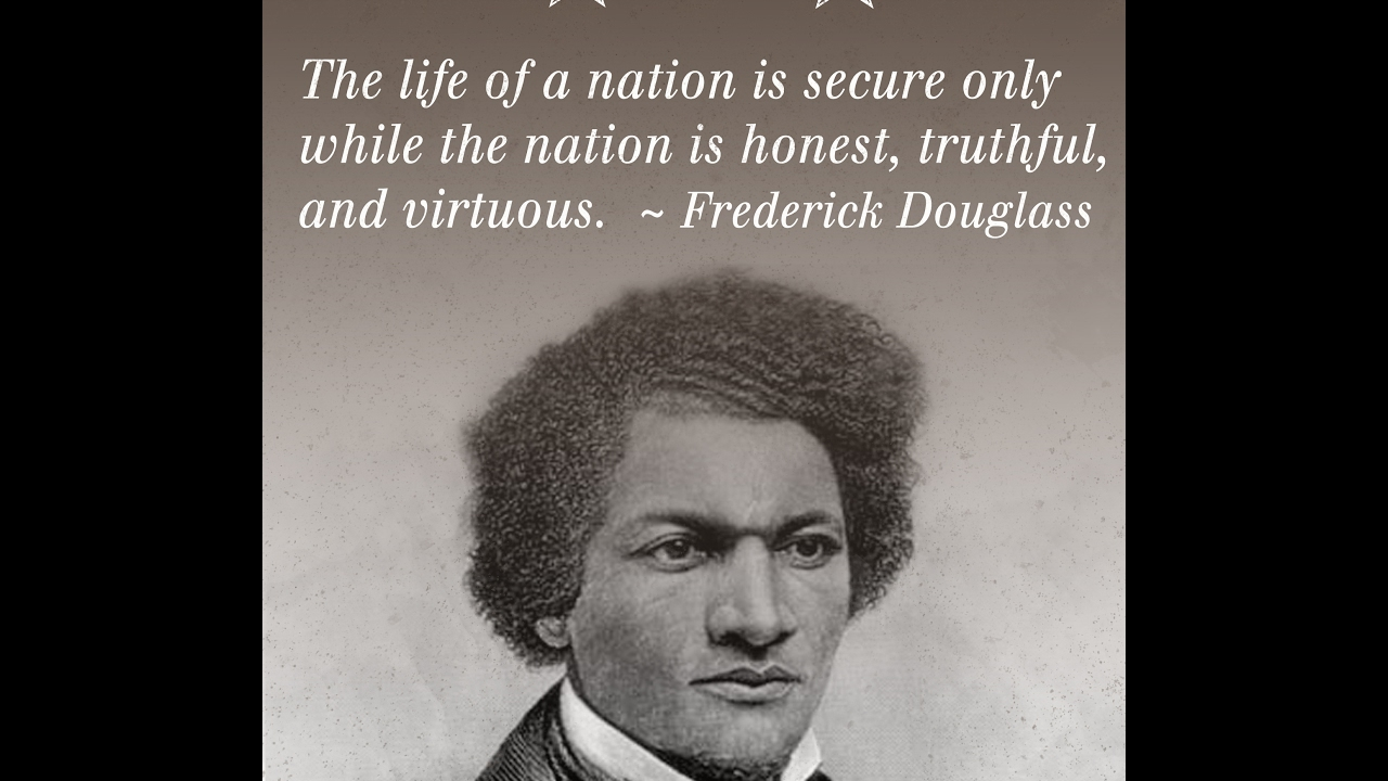 frederick douglass autobiography In his first autobiography, narrative of the life of frederick douglass, an american slave, he says that he does not know the day of his birth, but estimates that he was born in 1818 he chose valentine's day as his birthday.